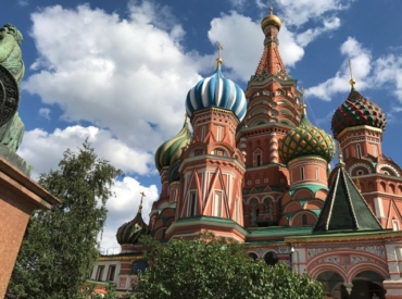 Sightseeing in Russia, Birthplace of the Siberian…